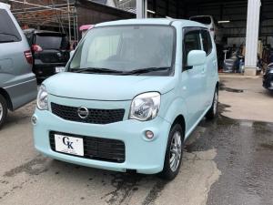 日産 モコ S FOUR  4WD 純正ナビ Bカメラ 寒冷地仕様