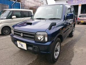 スズキ ジムニー XG 4WD 5MT HDDナビ ターボ車 アルミホイール