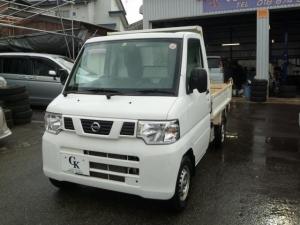 日産 クリッパートラック DX 農繁仕様 4WD 5速マニュアル エアコン パワステ