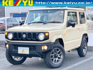 スズキ ジムニー XC 4WD 1オーナー セーフティサポート バックカメラ