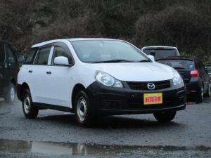 マツダ ファミリアバン DX 4WD AT ABS AC ラジオ 商用車