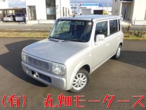 スズキ アルトラパン X/保証付き/タイミングチェーン/ABS/禁煙車