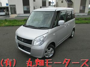スズキ パレット G/4WD/保証付き/両側スライド/シートヒーター新品タイヤ