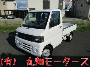 三菱 ミニキャブトラック Vタイプ/4WD/保証付き/5MT/関東仕入