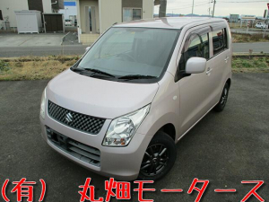 スズキ ワゴンR FX4WD/保証付/シートヒータ/新品タイヤ/関東仕入