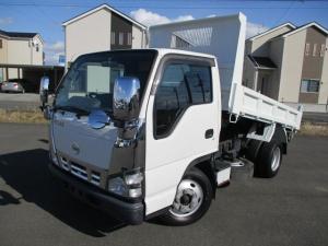 日産 アトラストラック 2t/全低床強化ダンプ/メッキパーツ/NOx適合/関東仕入