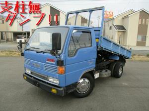 マツダ タイタントラック 2t超低床ダンプ/支柱無/保証付き/関東仕入/支柱無し