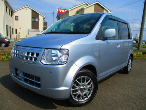 日産 オッティ S FOUR/4WD/保証付/5速マニュアル/シートヒーター