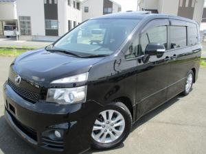 トヨタ ヴォクシー Z/4WD/保証付/サンルーフ/7人乗り/車高調/ナビTV