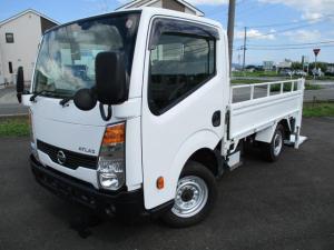 日産 アトラストラック  切替式4WD/垂直パワーゲート/シングルタイヤ/最大積載量1300kg/ディーゼルターボ/関東仕入/PG