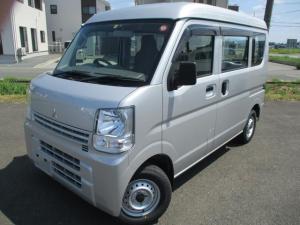 三菱 ミニキャブバン M 4WD/オートマ/新品タイヤ/ETC/保証付き販売車両