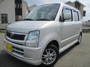マツダ AZワゴン FX-Sスペシャル 4WD/オートマ/ABS/エアバック/キーレス/関東仕入/内外装クリーニング済/保証付き販売車両