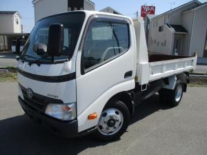 トヨタ ダイナトラック  2t/高床強化ダンプ/ディーゼルターボ/保証付き販売車両/NOx適合/関東仕入