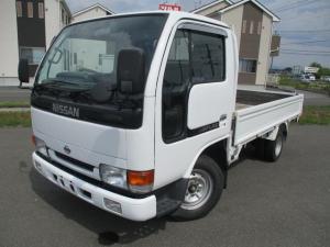 日産 アトラストラック  1.5t/平ボディ/5速マニュアル/エアコン/パワステ/ディーゼル