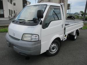 マツダ ボンゴトラック  1t/平ボディ/4WD/ディーゼル/オートマ/関東仕入/保証付き販売車両