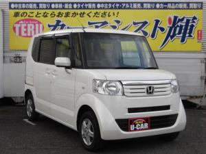 ホンダ N-BOX G・Lパッケージ 4WD 左パワスラ CVT ETC