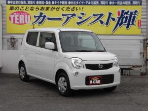日産 モコ S FOUR 4WD シートヒーター ETC