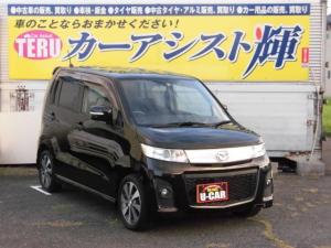 マツダ AZワゴンカスタムスタイル XT-L 4WD ターボ パドルシフト ETC