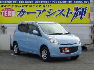 マツダ キャロル GS4 4WD プッシュスタート シートヒーター 13AW
