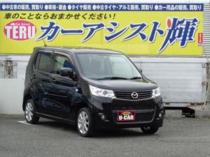 マツダ フレアカスタムスタイル XS 4WD ナビ