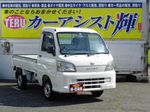 ダイハツ ハイゼットトラック スペシャル 4WD エアコン パワステ 純正オーディオ