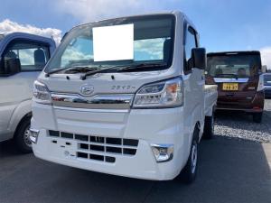 ダイハツ ハイゼットトラック クライマー 4WD AC AT LED 衝突被害軽減システム ホワイト クリアランスソナー