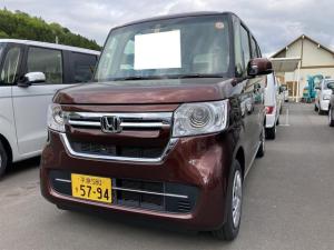 ホンダ N-BOX L 4WD LED 衝突被害軽減システム CVT AC 修復歴無 バックカメラ 4名乗り オーディオ付 スマートキー