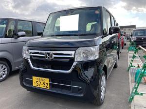 ホンダ N-BOX G 4WD ABS 両側スライドドア シートヒーター バックカメラ