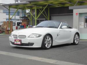 BMW Z4 2.2i 新品幌ブラック