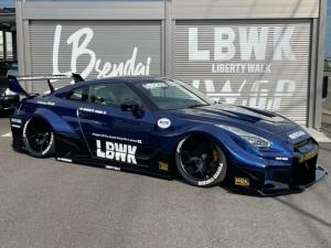日産 GT-R ベースグレード LB Silhouette WORKS GT 35GT-RR LD97FG エアレックス エアサス Fiエキゾースト 社外ヘッドライト 1万キロ台 バージョンアップKIT B