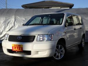 トヨタ サクシードバン U 4WD ナビ 地デジTV CD Bluetooth ドライブレコーダー フロントパワーウィンドウ ETC キーレス 14インチアルミ