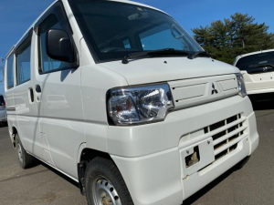 三菱 ミニキャブバン CD ハイル-フ 4WD