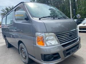 日産 キャラバン 4WD