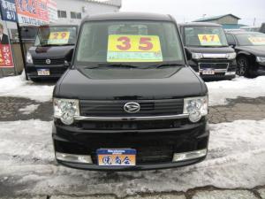 ダイハツ ムーヴコンテ カスタム X 4WD デジタルTV・バックカメラ付 HID