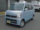 スズキ/エブリイワゴン JP 4WD HDDナビ バックカメラ 駆動切替