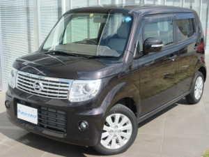 日産 モコ ドルチェX FOUR 4WD