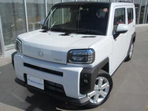 ダイハツ タフト G 4WD/純正アルミホイール/LEDヘッドライト/アイドリングストップ/衝突被害軽減ブレーキ/シートヒーター/
