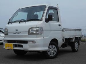 ダイハツ ハイゼットトラック スペシャル 農用パック  4WD マニュアル車 荷台ライト