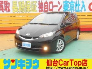 トヨタ ウィッシュ 1.8S スマートキー HIDオートライト オートエアコン