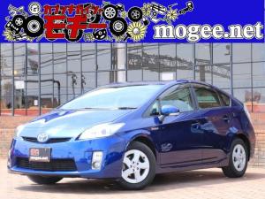 トヨタ プリウス S ナビ スマートキー ETC HIDオートライト ワンセグ CD DVD 純正AW 車検整備付き