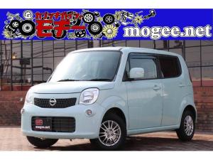日産 モコ X スマートキー Pスタート 電格ミラー ベンチシート CD 社外13AW