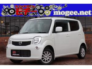 日産 モコ S 検R4/11 キーレス 盗難防止システム 電格ミラー ベンチシート CD 社外AW