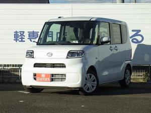 ダイハツ タント L  届出済未使用車 LEDヘッドライト スマートアシスト