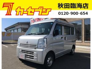 三菱 ミニキャブバン M 4WD 純正AM/FMラジオ 5AMT エアコン パワステ