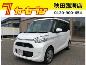 三菱 eKスペース M e-アシスト4WD 純正AM/FM/CD シートヒーター