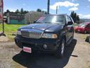 リンカーン/リンカーン ナビゲーター V8 切替式4WD レザーシート サンルーフ ETC