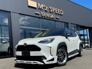 トヨタ ヤリスクロス Z Mz新車コンプリート FSRエアロ リアゲートスポイラー カーボン調ピラー 19インチAW 車高調 ステアリングヒーター AHS ヘッドアップディスプレイ PBM 8型ディスプレイオーディオ BSM