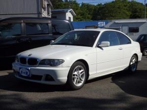 BMW 3シリーズ 318Ci HDDナビ ディーラー車 右ハンドル 修復歴無