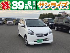 ダイハツ ミライース Xf メモリアルエディション 4WD ナビ CD キーレス
