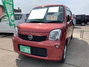 日産 モコ X FOUR 4WD AAC ベンチシート Sキー 盗難防止装置 シートヒーター